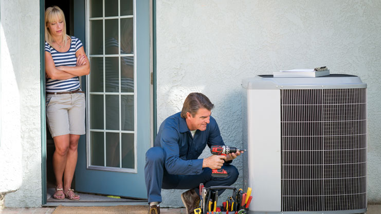 Air Conditioning Services in Victorville, CA